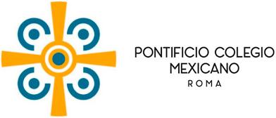 Logo Colegio Pontificio Mexicano en Roma